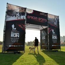 אירוע Doggie Run
